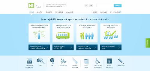 Screenshot H1.cz