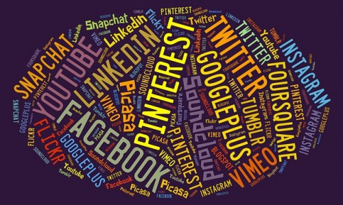 Jak si vybrat tu svou sociální síť