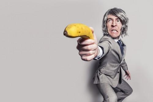 banan zbran